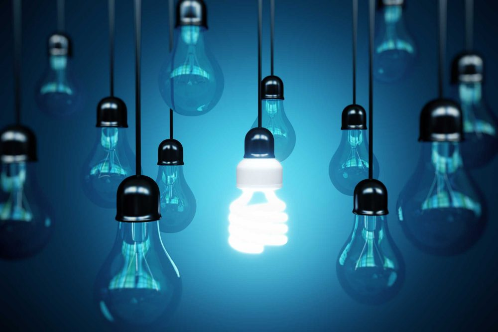 Digital Innovation - Light Bulbs